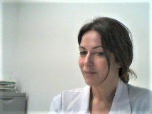 María Parra - Dietista